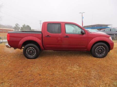 2016 Nissan Frontier for sale at DICK BROOKS PRE-OWNED in Lyman SC