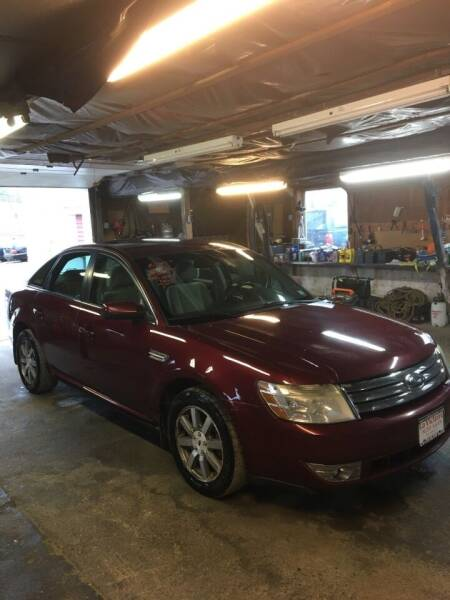 2008 Ford Taurus for sale at Lavictoire Auto Sales in West Rutland VT