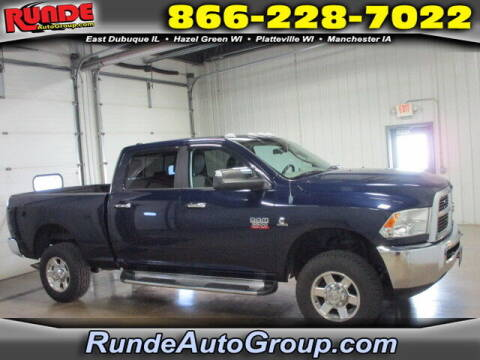2012 RAM Ram Pickup 3500 for sale at Runde Chevrolet in East Dubuque IL