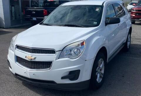 2013 Chevrolet Equinox for sale at Reliable Auto Sales in Roselle NJ
