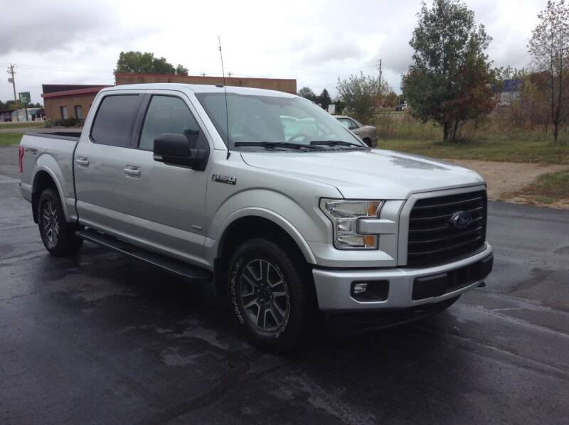 2017 Ford F-150 for sale at Bruns & Sons Auto in Plover WI