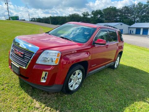 2014 GMC Terrain for sale at Ball Pre-owned Auto in Terra Alta WV