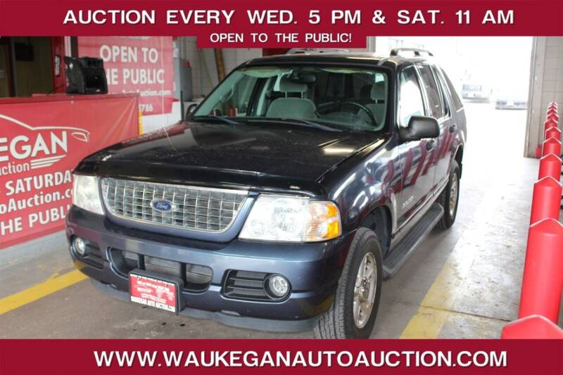 2004 Ford Explorer for sale at Waukegan Auto Auction in Waukegan IL