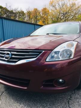 2010 Nissan Altima for sale at Thompson Auto Diagnostics / Auto Sales Division in Mishawaka IN