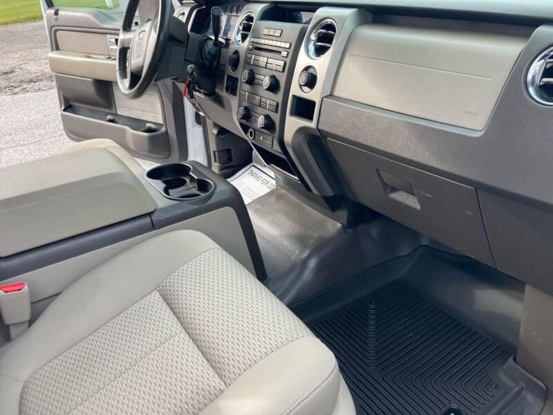 2010 Ford F-150 4x4 XLT 4dr SuperCab Styleside 6.5 ft. SB - Merrillville IN