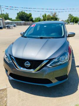 2016 Nissan Sentra for sale at Pioneer Auto in Ponca OK