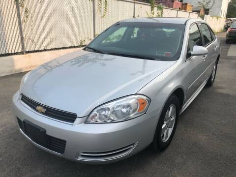 2009 Chevrolet Impala for sale at Pinnacle Automotive Group in Roselle NJ