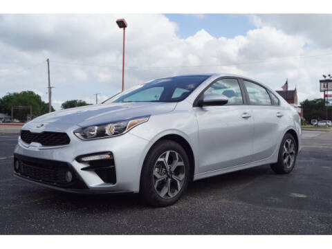 2021 Kia Forte for sale at Monthly Auto Sales in Fort Worth TX