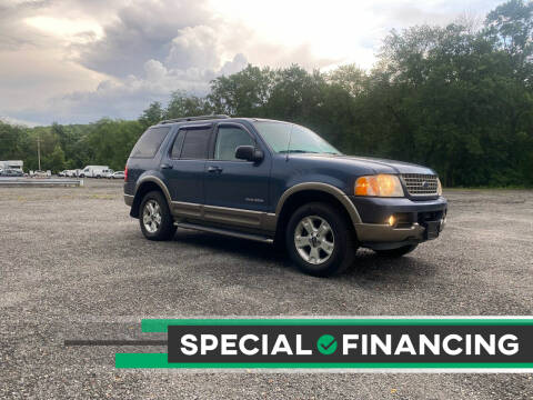 2004 Ford Explorer for sale at QUALITY AUTOS in Newfoundland NJ
