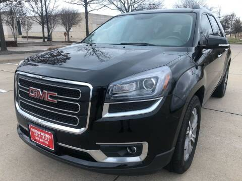 2016 GMC Acadia for sale at Vemp Auto in Garland TX