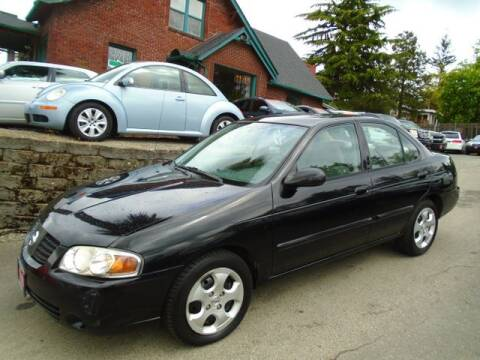 2005 Nissan Sentra for sale at Carsmart in Seattle WA