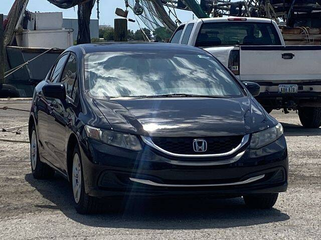 2015 Honda Civic for sale at Pioneers Auto Broker in Tampa FL