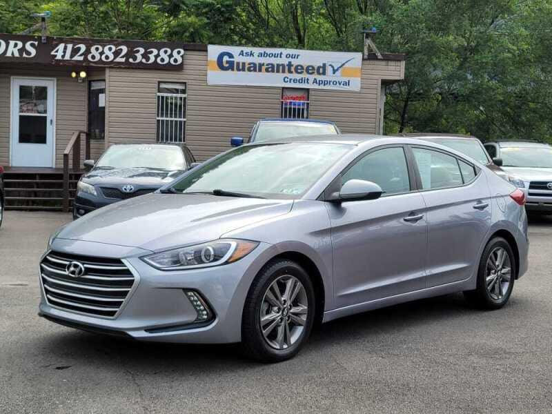 2017 Hyundai Elantra for sale at Ultra 1 Motors in Pittsburgh PA