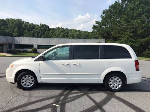 2009 Chrysler Town and Country for sale at Auto Deal Line in Alpharetta GA