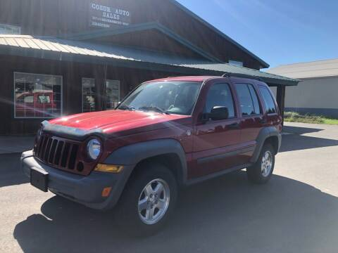 2005 Jeep Liberty for sale at Coeur Auto Sales in Hayden ID