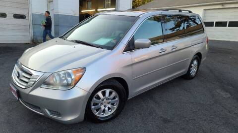 2009 Honda Odyssey for sale at Driven Motors in Staunton VA