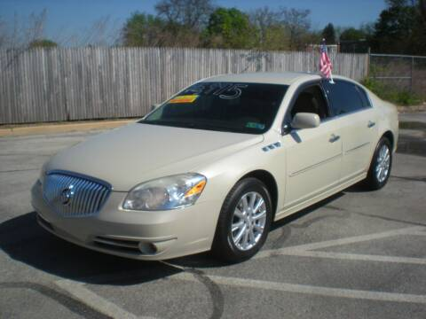 2011 Buick Lucerne for sale at 611 CAR CONNECTION in Hatboro PA
