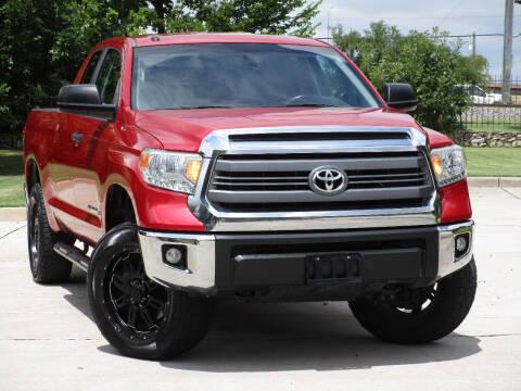 2014 Toyota Tundra for sale at Ritz Auto Group in Dallas TX
