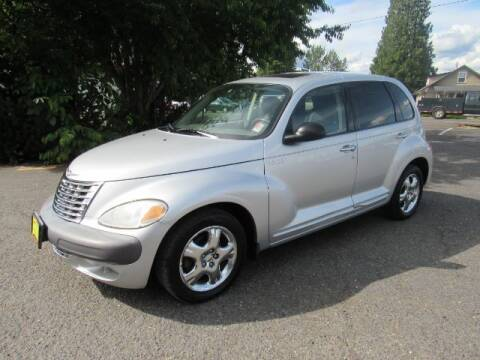 2002 Chrysler PT Cruiser for sale at Triple C Auto Brokers in Washougal WA