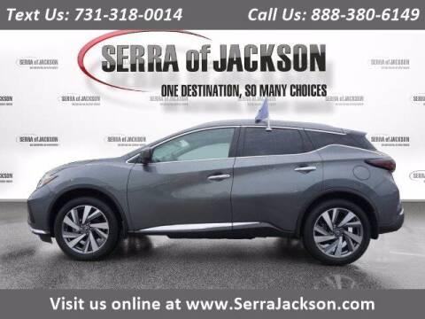 2020 Nissan Murano for sale at Serra Of Jackson in Jackson TN