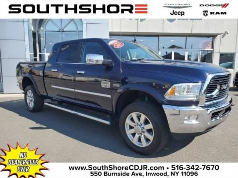 2017 RAM Ram Pickup 2500 for sale at South Shore Chrysler Dodge Jeep Ram in Inwood NY
