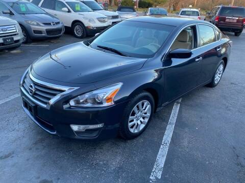 2014 Nissan Altima for sale at Auto Choice in Belton MO