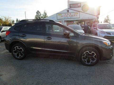 2014 Subaru XV Crosstrek for sale at G&R Auto Sales in Lynnwood WA