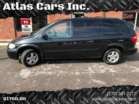 2007 Dodge Grand Caravan for sale at Atlas Cars Inc. in Radcliff KY