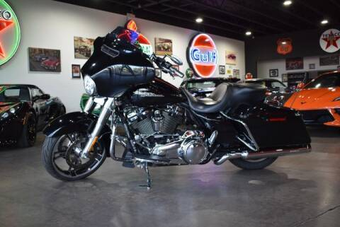 2017 Harley-Davidson FLHX Street Glide for sale at Choice Auto & Truck Sales in Payson AZ
