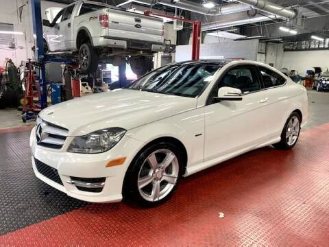 2012 Mercedes-Benz C-Class for sale at Weaver Motorsports Inc in Cary NC