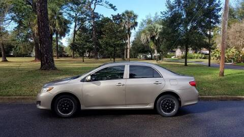 2009 Toyota Corolla for sale at Import Auto Brokers Inc in Jacksonville FL
