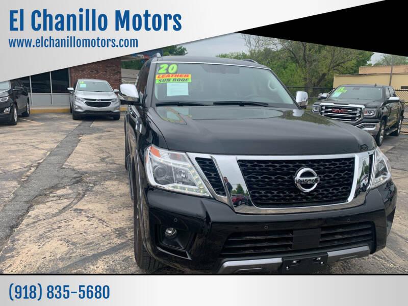 2020 Nissan Armada for sale in Tulsa, OK