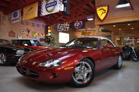 1997 Jaguar XK-Series for sale at Chicago Cars US in Summit IL