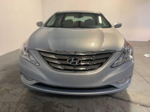 2012 Hyundai Sonata for sale at SIRIUS MOTORS INC in Monroe OH