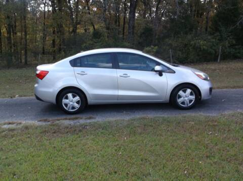 2013 Kia Rio for sale at Smith Auto Finance LLC in Grand Saline TX