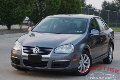 2010 Volkswagen Jetta for sale at Prestige Trade Inc in Philadelphia PA