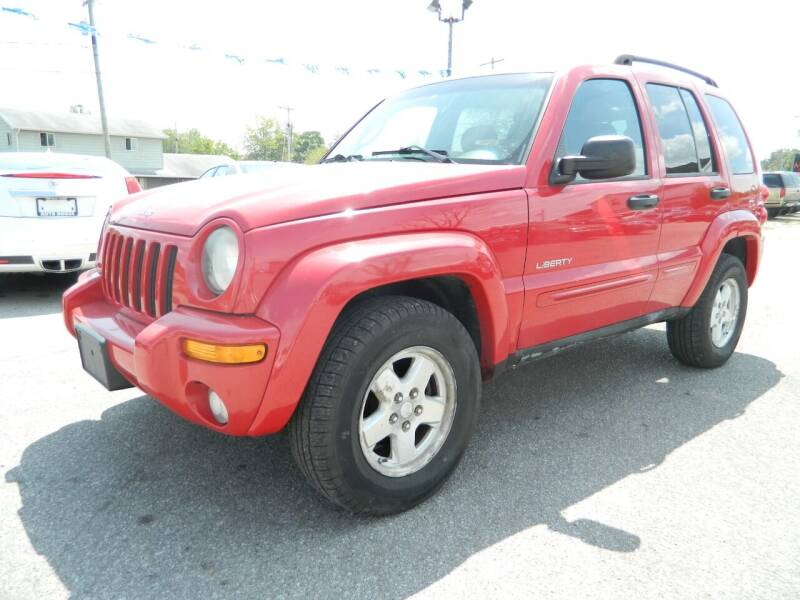 2004 Jeep Liberty Limited 4WD 4dr SUV - Fort Wayne IN
