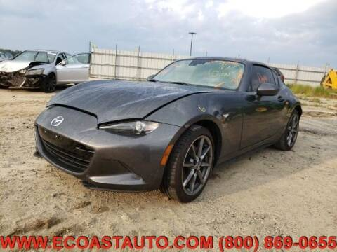 2017 Mazda MX-5 Miata RF for sale at East Coast Auto Source Inc. in Bedford VA