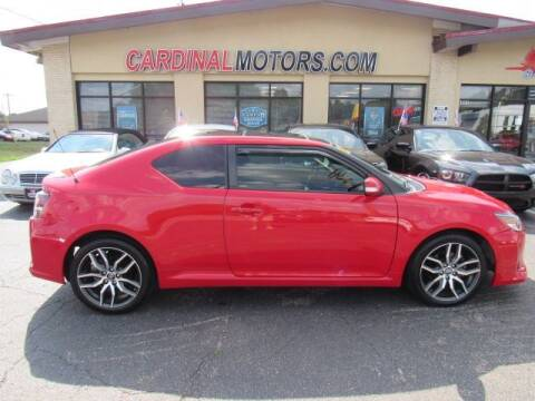 2015 Scion tC for sale at Cardinal Motors in Fairfield OH
