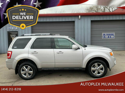 2009 Ford Escape for sale at Autoplex Milwaukee in Milwaukee WI