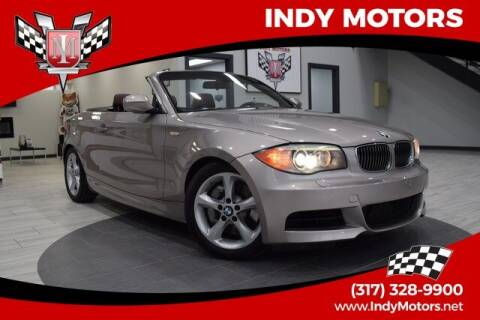 2013 BMW 1 Series for sale at Indy Motors Inc in Indianapolis IN