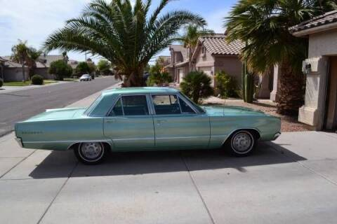 1967 Dodge Coronet for sale at Haggle Me Classics in Hobart IN