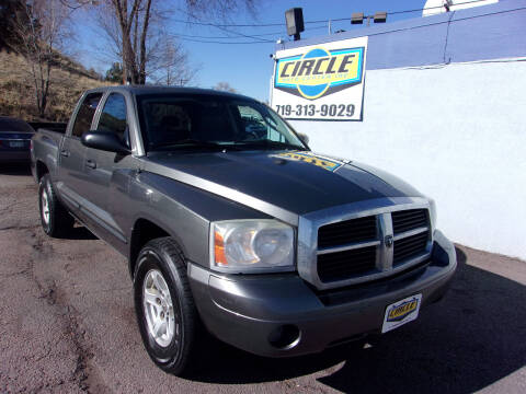 2007 Dodge Dakota for sale at Circle Auto Center in Colorado Springs CO