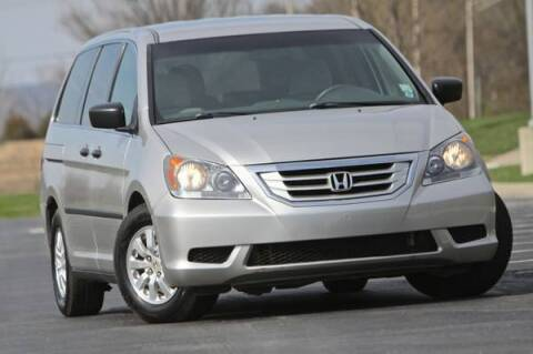 2009 Honda Odyssey for sale at MGM Motors LLC in De Soto KS
