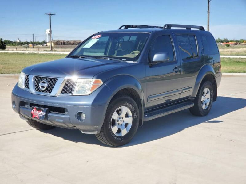 2007 Nissan Pathfinder for sale at Chihuahua Auto Sales in Perryton TX