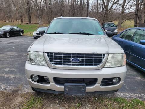 2004 Ford Explorer for sale at Sussex County Auto & Trailer Exchange -$700 drives in Wantage NJ