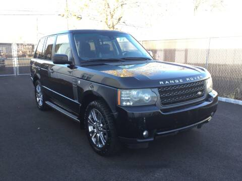 2011 Land Rover Range Rover for sale at International Motor Group LLC in Hasbrouck Heights NJ
