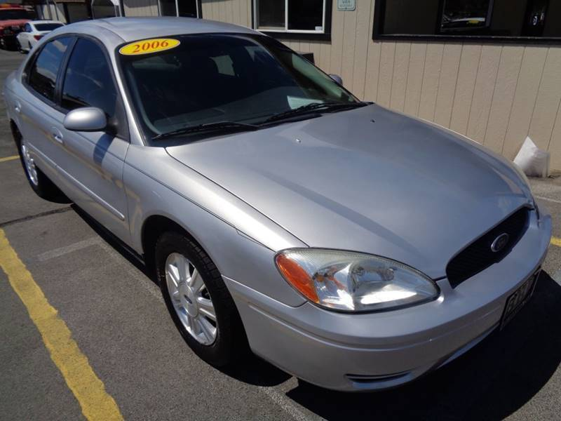 2006 Ford Taurus for sale at BBL Auto Sales in Yakima WA