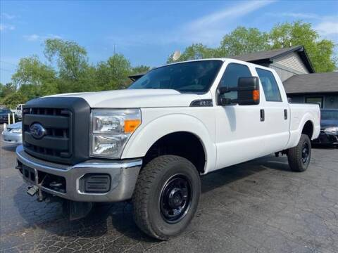 2016 Ford F-250 Super Duty for sale at HUFF AUTO GROUP in Jackson MI