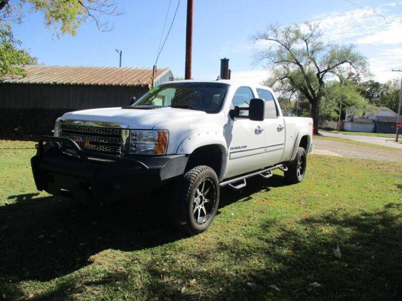 2012 GMC Sierra 2500HD for sale at Dons Carz in Topeka KS